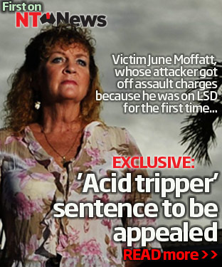 Acid tripper didnt know what he was doing ??
